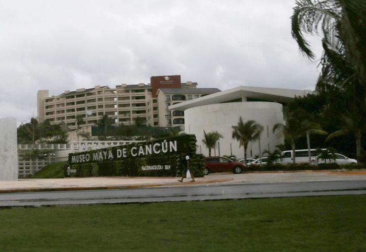 La exposición contendrá objetos arqueológicos de Museos Regionales de Yucatán, Campeche y Tabasco. (Israel Leal/SIPSE)