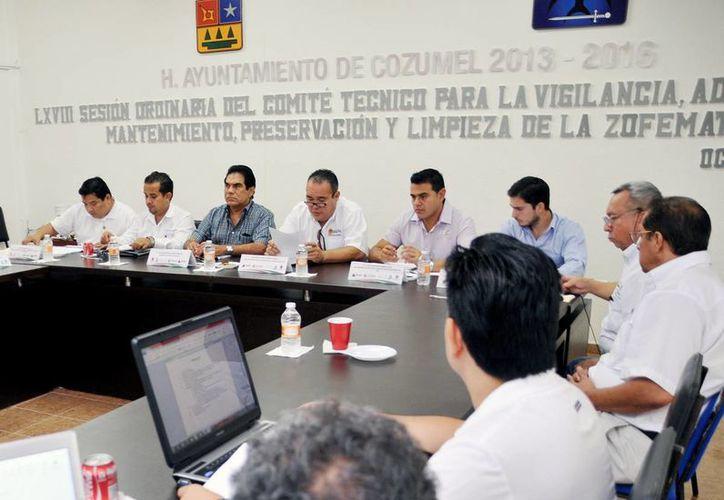 Los integrantes del Comité acordaron dar seguimiento a los acuerdos establecidos. (Cortesía/SIPSE)