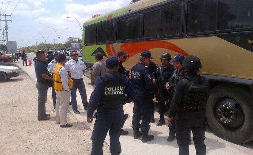 El PRD dio a conocer el caso de ciudadanos yucatecos que fueron traídos a Quintana Roo para obtener su credencial para votar. (Redacción/SIPSE)