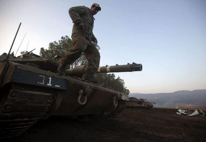 Israel realiza su programa de escudo antimisiles con el respaldo financiero de Estados Unidos. (EFE)