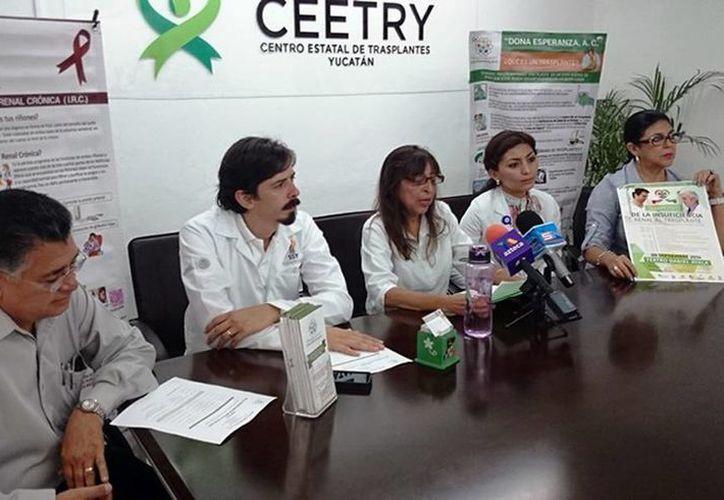 El Ceetry aclaró que la insuficiencia renal no es una enfermedad de viejitos. Tan sólo en el Hospital O' Horán habrán unos 40 niños con diálisis. (SIPSE)