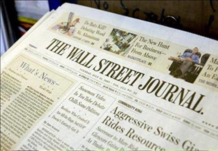 La circulación de periódicos estadounidenses cayó el siete por ciento de lunes a sábado en 2015. (Archivo/ EFE)