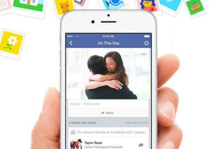 Este jueves Facebook cumple 12 años, y su creador Mark Zuckerberg decidió festejar el Día de la Amistad con todos sus usuarios, mediante la creación de videos con fotos de tus amigos.(foto tomada de facebook)