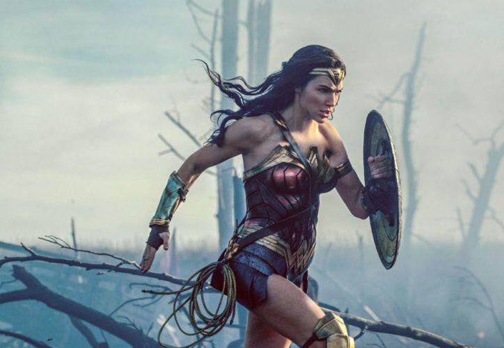 La Mujer Maravilla tuvo un ingreso de 57,2 millones de dólares en boletos vendidos. ( Twitter/ @WonderWomanFilm).