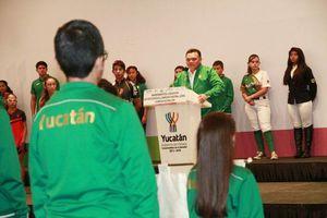 Deportistas yucatecos listos para la Olimpiada Nacional 2016