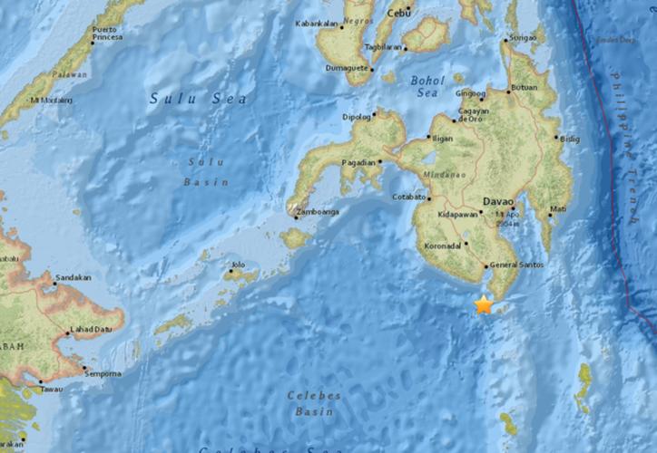 El foco del temblor se ha ubicado a 10 kilómetros de profundidad. (RT)