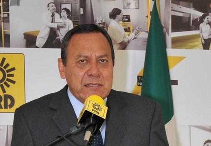 Zambrano advirtió que ante la agenda legislativa pendiente van a exigir 'que se cumplan los compromisos que se asumieron en los meses anteriores'. (Notimex)