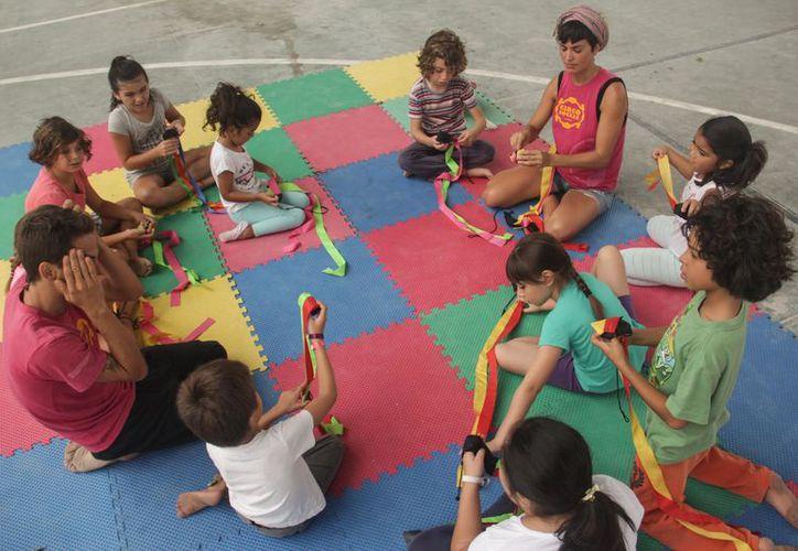 Apoyarán iniciativa pedagógica del circo en varios puntos del estado. (Octavio Martínez/SIPSE)