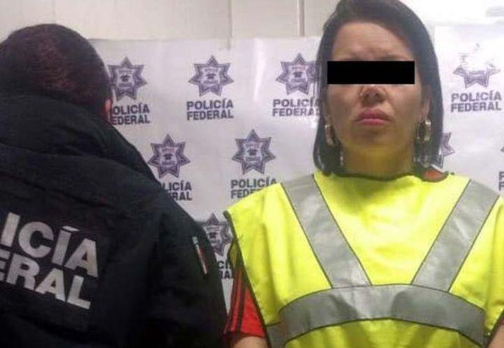 La detenida fue puesta a disposición de un juez en el penal de Santa Martha Acatitla. (Excélsior)