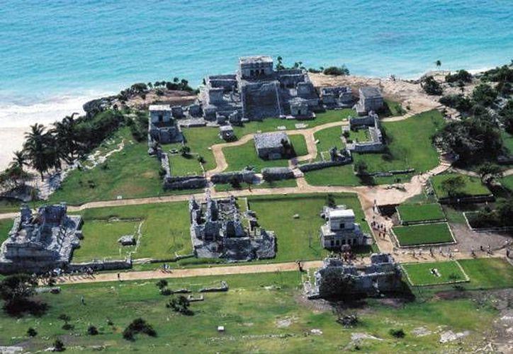 La zona arqueológica de Tulum así como la de Cobá, ya aceptan pagos electrónicos. (Internet)