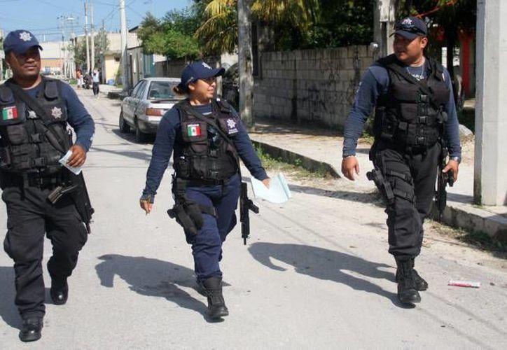 El reporte anónimo del abandono de un bebé que movilizó a muchos agentes en El Cuyo resultó ser falso. (SIPSE/Foto de contexto)