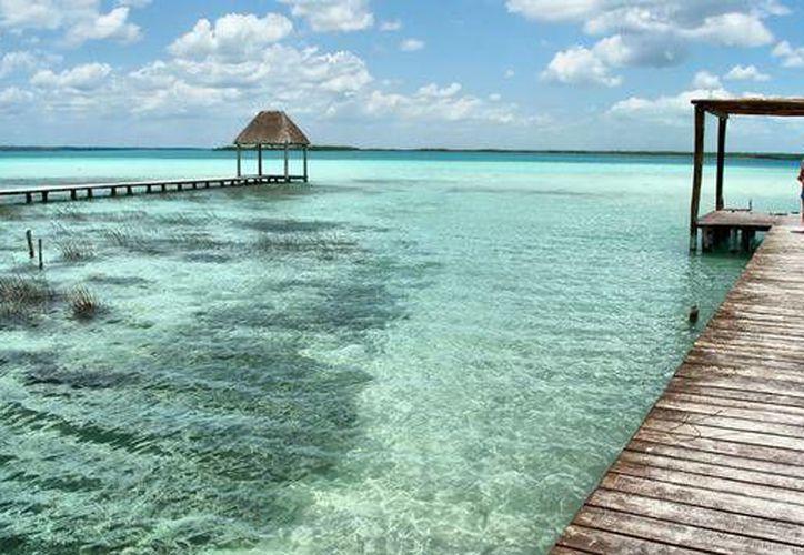 La bellezas naturales de Bacalar serán promocionadas en la Feria del Estado de Tabasco. (Contexto/Internet)