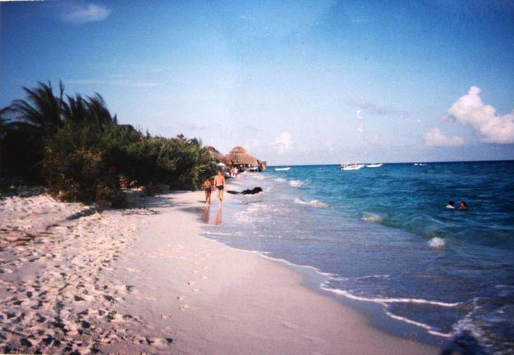 Playa del Carmen inició con unas cuantas familias, quienes vivían de forma con lo que tenían a la mano. (Octavio Martínez/SIPSE)