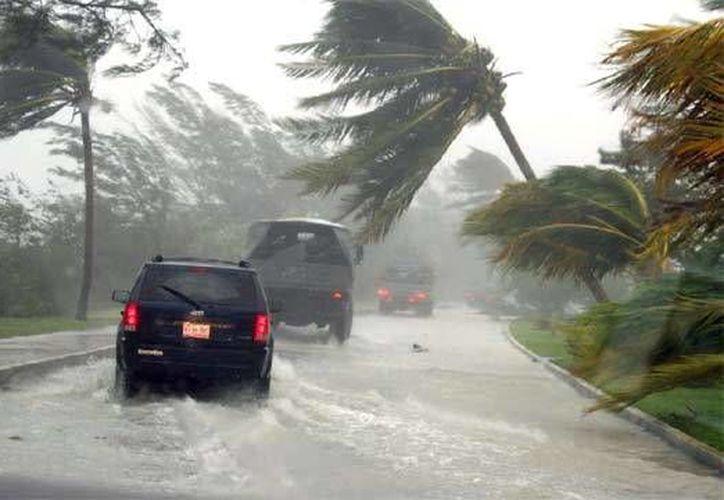 Existen varias zonas vulnerables en Quintana Roo en cada temporada de huracanes, entre ellas Cancún, según la Comisión Nacional del Agua. (Foto de Contexto/Internet)