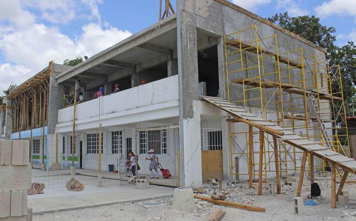 Nuevas Escuelas Al 60 De Construcci N Novedades