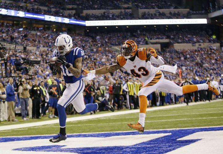 La próxima semana, Indianápolis visitará a los Broncos. (Foto: AP)