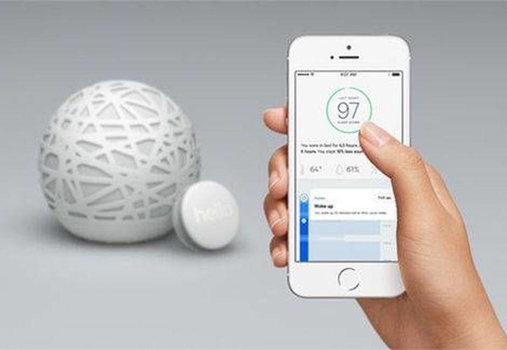 Sense contará con una app que te ayudará a comprender el entorno donde duermes. (hello.is)