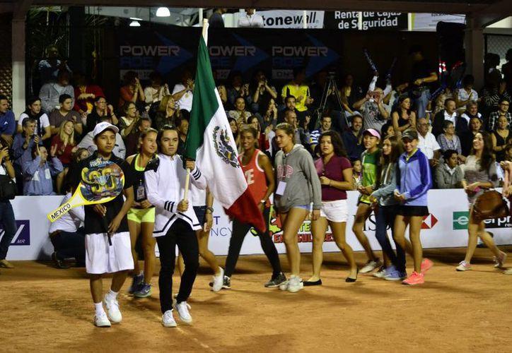 La competencia se llevará a cabo del 21 al 26 de noviembre, con la participación de grandes tenistas juveniles del mundo.(Milenio Novedades)