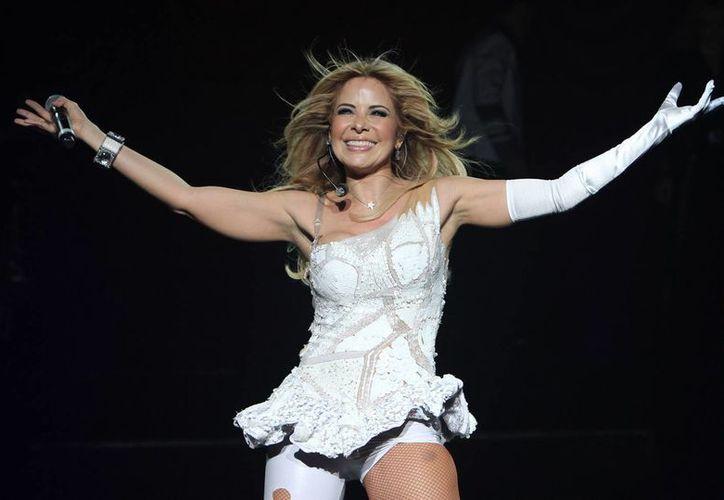 Gloria Trevi, cuyos conciertos han tenido gran éxito en Estados Unidos, iniciará en enero una gira por México. (mtv.com)