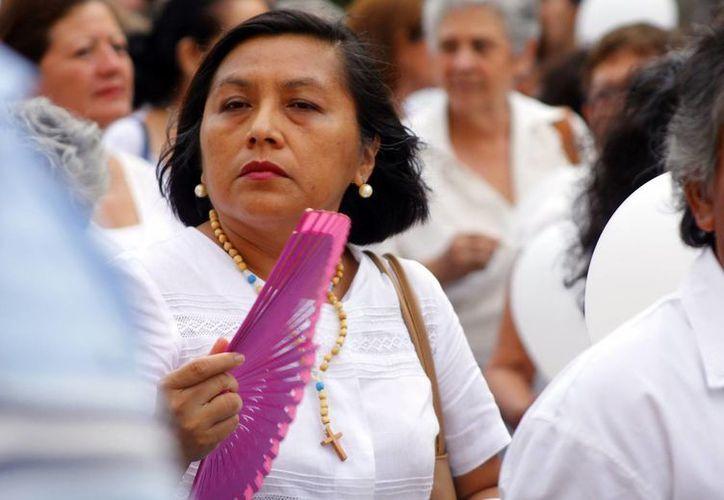 La Conagua pronostica que se mantendrá el calor a pesar de las lluvias. (Juan Albornoz/SIPSE)