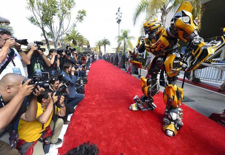 Los filmes de acción Transformers 5, 6 y 7 se estrenarán entre 2017 y 2019. (EFE)