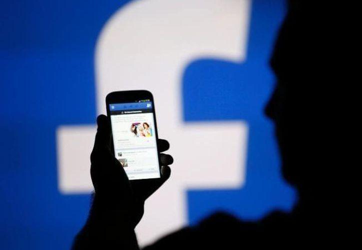 Facebook experimenta con la tipografía de su plataforma. (telegraph.co.uk)