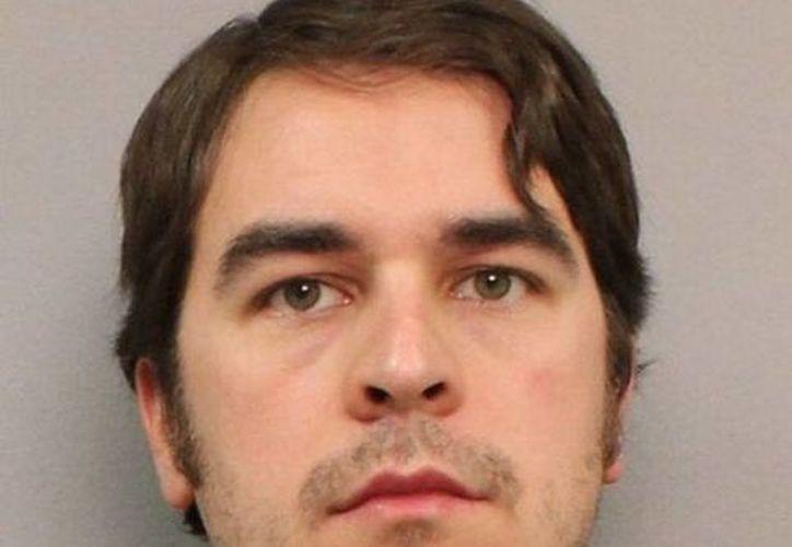 Adam Bartsch comparecerá ante el juzgado el 14 de noviembre por alterar el orden público. (Agencias)