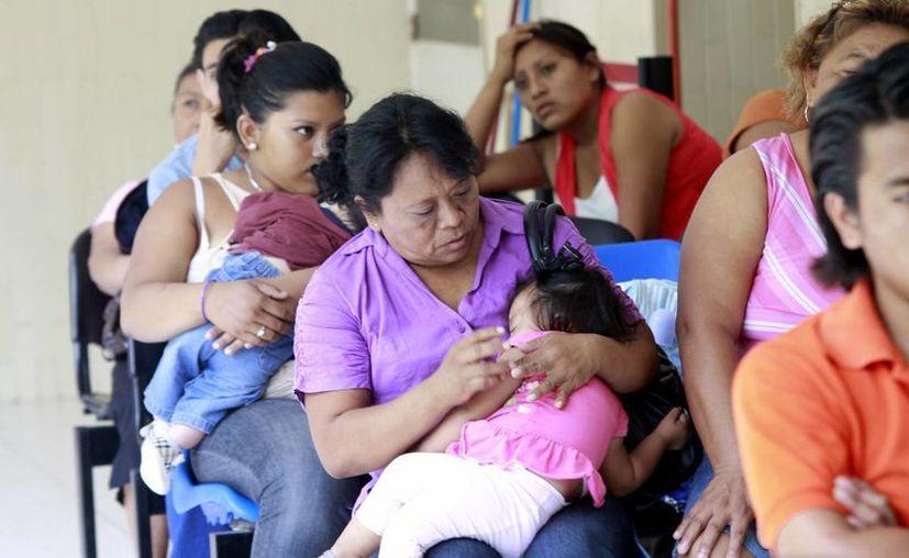 El parto prematuro ocupa un 20% de los motivos de ingreso al Centro Materno Infantil. (C. Ayala/SIPSE)