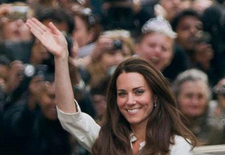 La enfermedad de la duquesa se da en casi 4 de cada mil embarazos. (Agencias)