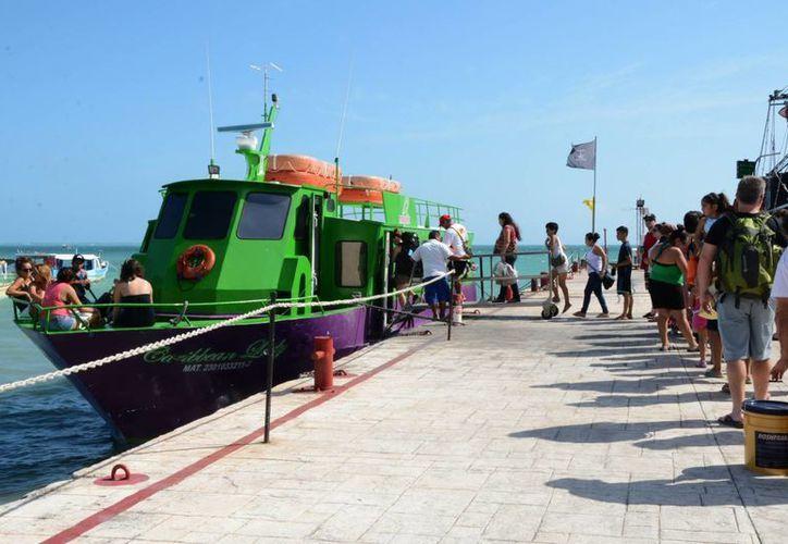 La nueva terminal está localizada en el kilómetro 5.6, camino a Puerto Juárez. (Victoria González/SIPSE)