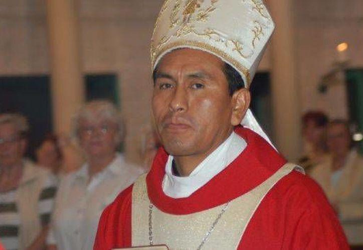 El perfil de Miranda fue eliminado de la página web del Arzobispado de Ayacucho. (peru21.pe)