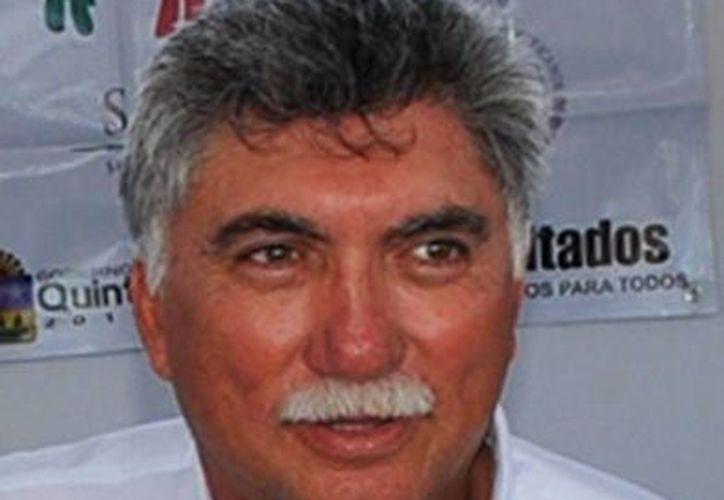 Juan Lorenzo Ortegón Pacheco, secretario de Salud. (Redacción/SIPSE)