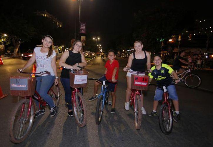 Los ciclistas se apoderarán de una de las avenidas más lindas del país. (Archivo)