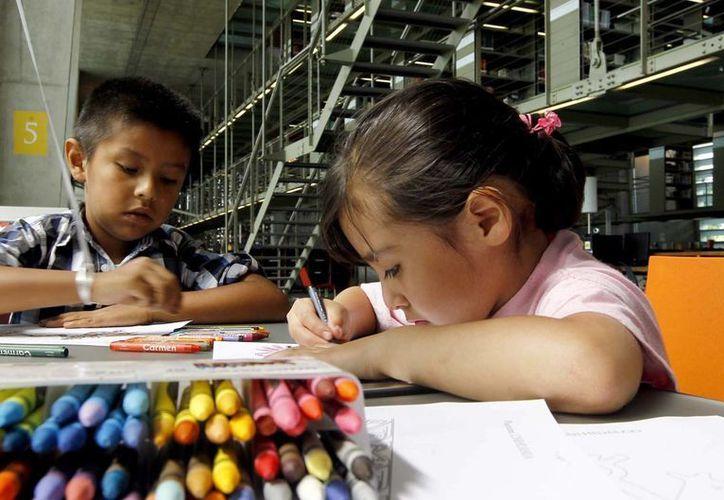 Los niños sobredotados son diestros para el deporte y les encanta divertirse, según estudio.  (posta.com.mx)