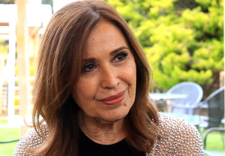 En febrero de 2015, María Rojo renunció al PRD al no ser elegida como candidata. (Foto: Contexto)