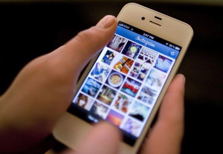 Instagram quedó brevemente desconectado. (Agencias)