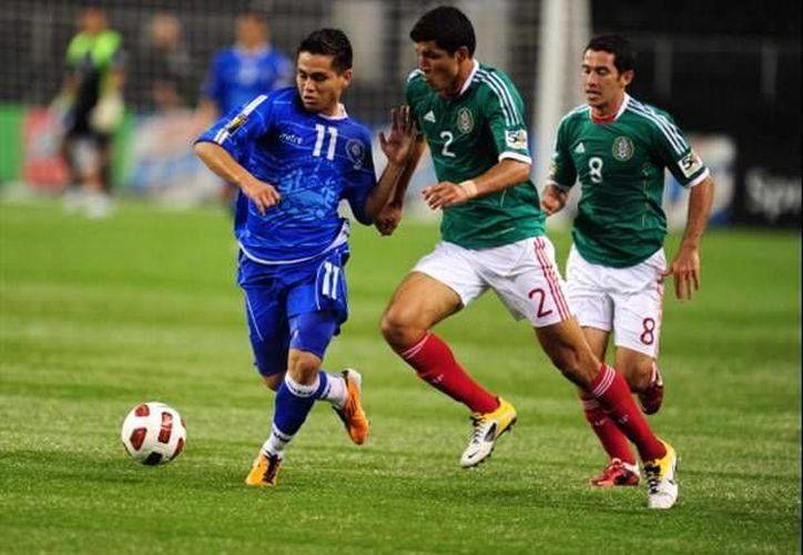 'El Maza', nuevo refuerzo de Cruz Azul, es uno de los pilares de la actual Selección Mexicana que jugará el Mundial. (goal.com)