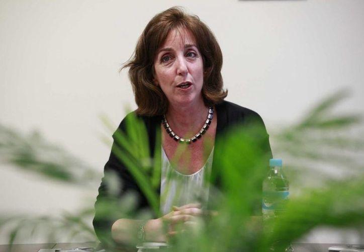 Roberta Jacobson tiene más de 25 años de experiencia en la diplomacia estadounidense. (Archivo/Notimex)