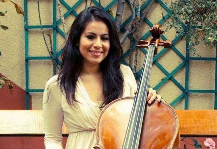 Anna Isabel Chan Flores es egresada con honores de la Universidad de Música de Viena y ahora formará parte de la Orquesta de las Américas YOA. (Milenio Novedades)