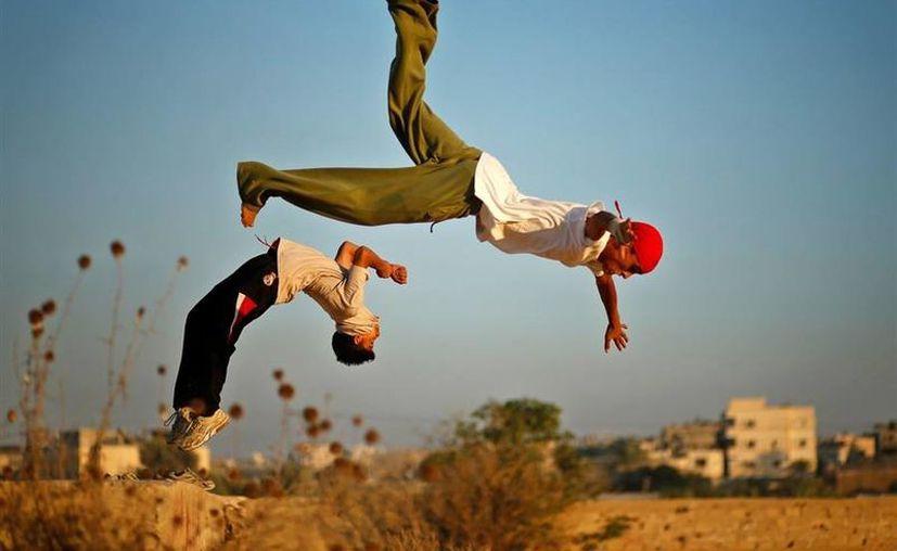 Surgido en la década de los 80 en Francia, combina disciplinas como artes marciales y gimnasia. (Foto: Internet)