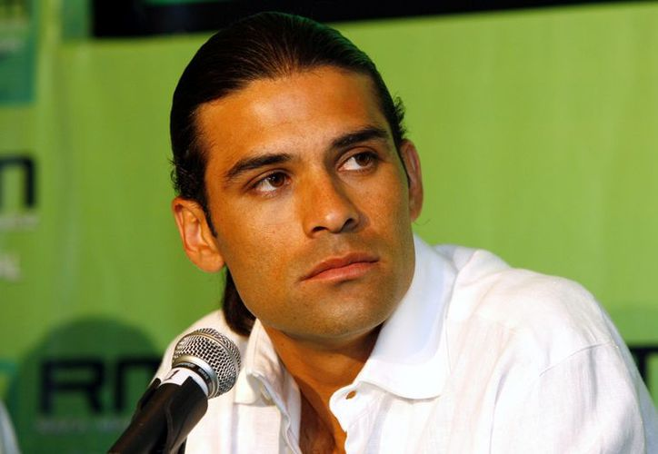 'Rafa' Márquez será presentado este viernes como 'panzaverde'. (Foto: Agencias)