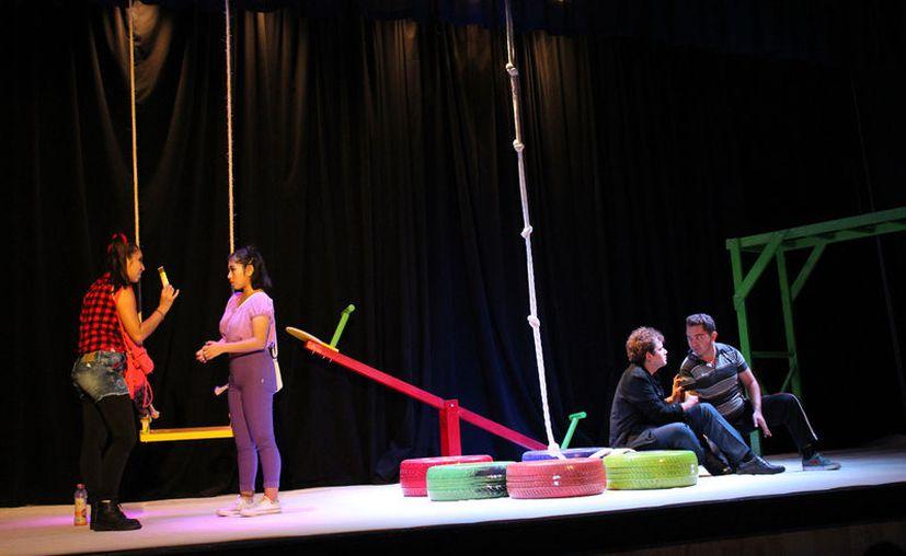 """Esta semana se presentará en el Teatro 8 de Octubre la obra  """"La flor amenazada"""". (Foto: Contexto/Internet)"""
