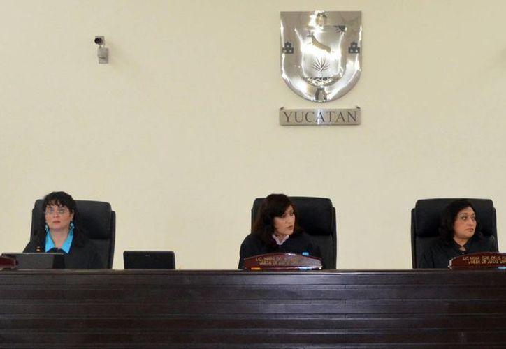 El Tribunal Primero de Juicio Oral del Estado, en Valladolid. (Milenio Novedades)
