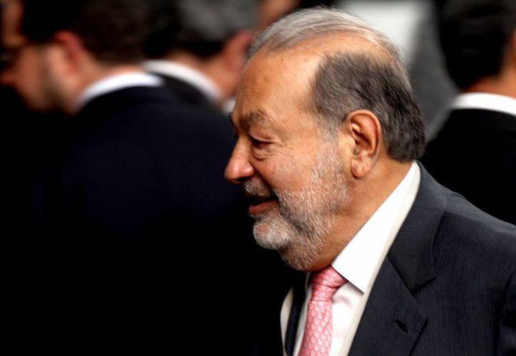 La empresa de Slim llevará los Juegos Olímpicos a países como Uruguay y Venezuela. (Archivo/Notimex)