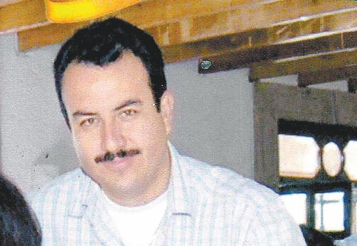 José Gerardo Ortega Maya está preso por portación ilegal de armas de fuego y delincuencia organizada. (Archivo SIPSE)