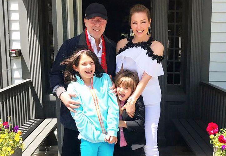 La hija de Thalía y Tommy Mottola demostró que lleva el talento en la sangre. (Foto: PopSugar)