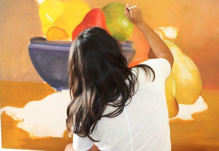 La Casa de la Cultura de Cancún ofrece talleres y cursos de diferentes disciplinas artísticas. (Faride Cetina/SIPSE)