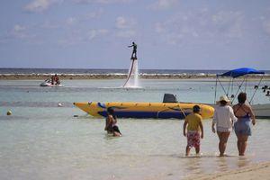 Reportan 100% de ocupación hotelera en Majahual