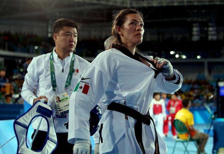 María del Rosario Espinoza es la única mujer mexicana en obtener medalla en tres olimpiadas diferentes. (Archivo/ Notimex)