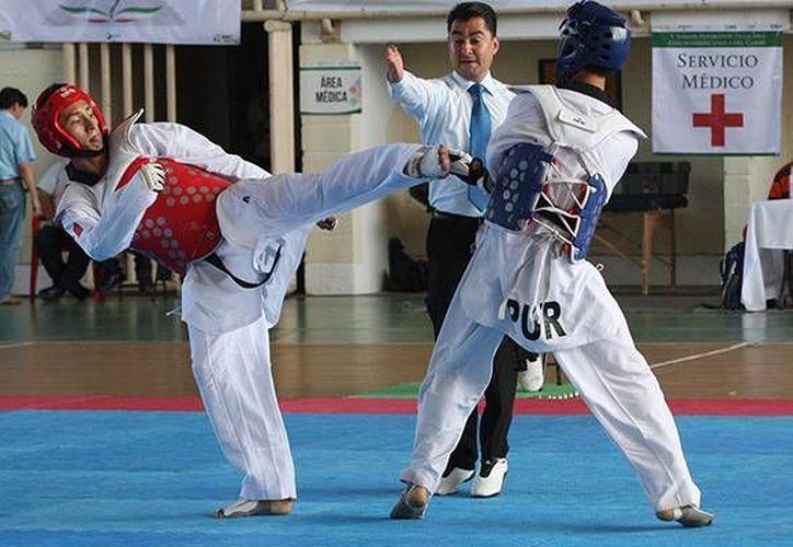 Taekwondoínes yucatecos buscarán su boleto para la Olimpiada Nacional. (Milenio Novedades)